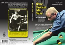DVD - One Pocket My Way - ADVANCED SERIES DVD by Gabe Owen