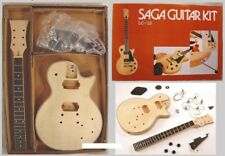 SAGA LC-10 GUITAR BUILDER KIT Great DIY Kit