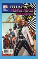 WHAT IF...? Jessica Jones Joined The Avengers #1 Marvel Comics 2005