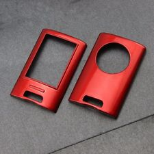 New Red Paint Key Shell Cover Bag Holder for CADILLAC DTS SRX CTS STS CHEVROLET