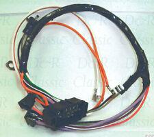 68 Camaro Console Gauge Wiring Ebay