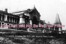 LO 744 - Alexandra Palace Hosting IBSA Convention, London 1926 - 6x4 Photo
