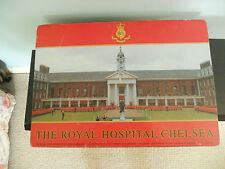 Chelsea Pensioners Souvenir Dining Table Centre Mat - Royal Hospital Chelsea