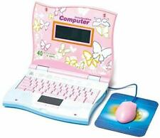 Intellective Kids Laptop Learning Computer - Pink - 40 Activities