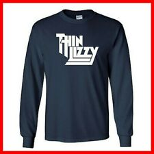 Thin Lizzy Classic Rock Band Long Sleeve T-shirt