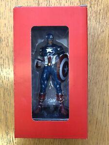 Eaglemoss Special Edition Marvel Captain America Figure Boxed New