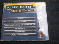Maxi-CD  ROLAND KAISER  Der Hit-Mix  2 Tracks  Neuwertig