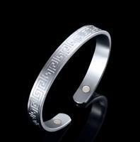 Armreif 925 Sterling Silber versilbert Designer Armband Schmuck Herren Damen