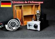 Douk Audio Tube ampli casque Stereo Hi-Fi amp Class A Valve Headphone Amplifier