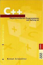 C++: Objektorientiertes Programmieren von Anfang an von ... | Buch | Zustand gut