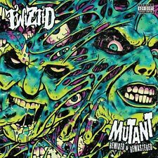 Mutant Remixed & Remastered - Twiztid (2016, CD NEUF) Explicit Version