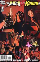 JSA VS KOBRA ENGINES OF FAITH #1 (OF 6) Comic Book - DC