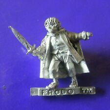 Halfling games workshop citadel gw LOTR the hobbit frodo sword weathertop ?