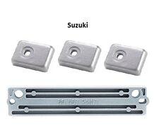 SUZUKI Zinc Anode Kit Fits 200 - 250 HP Suzuki New Dealer Direct