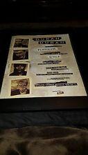 Duran Duran Wedding Album Platinum Rare Original Promo Poster Ad Framed!