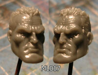 "ML017 Custom Cast head use with 6"" Marvel Legends action figures"