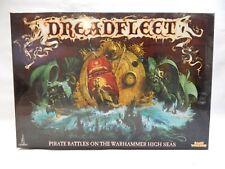 Games Workshop Warhammer DREADFLEET board game Mostly Assembled Sealed Cards Pcs