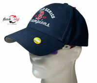 Limited Edition Boston Red Sox Baseball Hat World Series Champions 2007