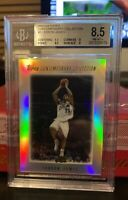 2003 Topps Contemporary Collection LeBron James RC Rookie #1 BGS 8.5