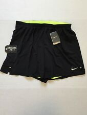"Nike 5"" Phenom 2-in-1 Running Shorts 827881-011 Mens Size 2XL"