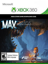Max The Curse of Brotherhood Full Game Download [Xbox 360] Fast Dispatch