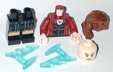 LEGO Marvel SCARLET WITCH Minifigure 76031 Avengers The Hulk Buster Smash