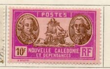 F (Fine) New Caledonian Stamps