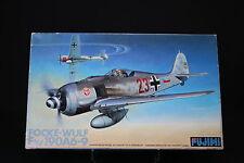 XB030 FUJIMI 1/48 maquette avion P.4 700 Focke Wulf Fw190A6->9