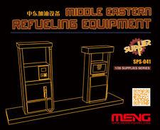 Meng Model 1/35 Middle Eastern Refueling Equipment Model Set MGKSPS041