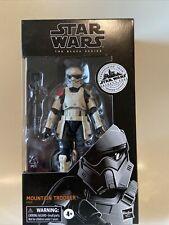 Star Wars Black Series Mountain Trooper Galaxy's Edge Target Exclusive