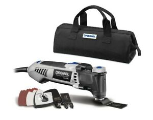 Dremel 120V Multi-Max MM35 Variable Speed Oscillating Multi-Tool Kit w/ Bag
