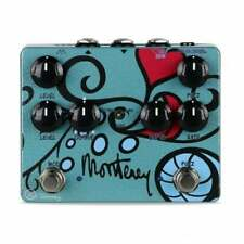 Keeley Monterey Fuzz Vibe rotary Wah pedal