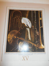1981 NFL Super Bowl XV Program New Orleans Superdome Eagles vs Raiders