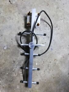 3G 4G 850/900MHz GSM/CDMA Cell Phone Yagi Antenna ONLY PREOWNED AS IS RG-60 WIRE