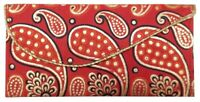 Indian Purse Ladies Envelope Clutch Bag Gift Silk Shagun Wedding SS1941R