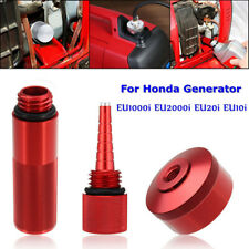 Oil Funnel Extended Run Gas Cap Magnetic for Honda EU1000i EU20i Replaces Parts