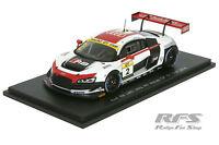 Audi R8 LMS Ultra - Laurens Vanthoor - GP Macau GT Cup 2014 - 1:43 Spark SA071