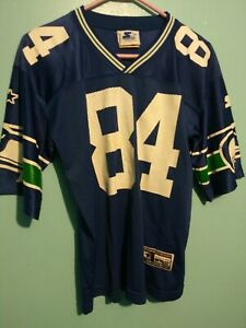 STARTER throwback youth Joey Galloway Seattle Seahawks jersey! Size Med (10-12)