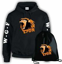 Felpa Hoodie cotone + Sacca TEAM WGF Lyon Youtuber vers.1 - WhenGamersFail -WGF-