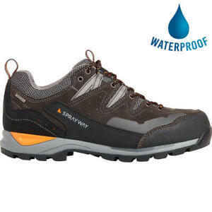 Sprayway Oxna Low Mens Waterproof Walking Hiking Shoes Trainers Size UK 8-12
