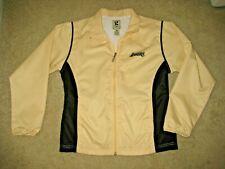 Women's NBA Los Angeles Lakers Two-Tone Lined Basketball Windbreaker Jacket Sz S