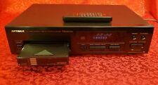 OPTIMUS Prof. Series CD-7250 6 DISC MAGAZINE CD CHANGER w/ OEM Remote Control***