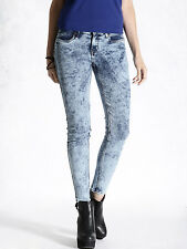 Roadster Blue Washed Skinny Fit Jeans (1144943)