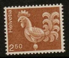 SWITZERLAND SG866 1973 2f50 WEATHERCOCK MNH