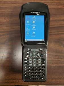 Psion Symbol Motorola Workabout Pro 4 7528 1D Scanner Windows Embedded CE 6.0