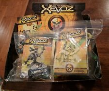 Xevoz Battle Terrain 2-Pack Shadow Blade & Bone Cutter   loose Pre Owned Stikfas