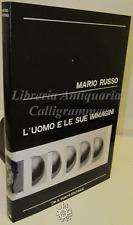 ARTE BIOGRAFIA  Mario Russo: L'uomo e le sue Immagini - Il Punto 1981 Con Dedica