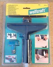 Wolfcraft Streifen und Kreisschneider für Gipskarton  4030000