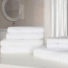 Toalla de baño de baño y albornoces azules de algodón egipcio