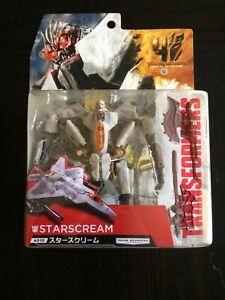 Transformers Age of Extinction Takara AOE Movie Advanced AD-EX Starscream MOSC